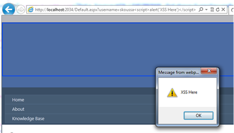 Netscape com Owned with XSS   CYBER KNOWLEDGE