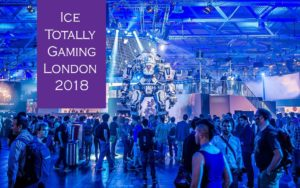 ICE TOTALLY GAMING LONDON 2018