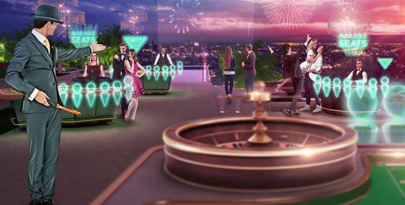 Netent Live Beyond Live - Online casino
